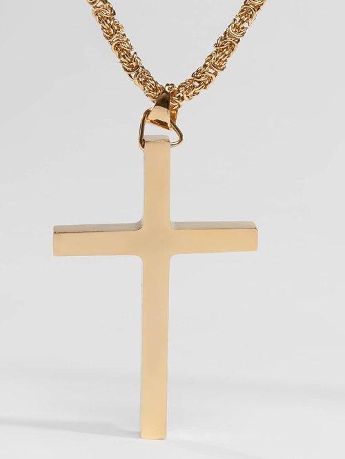 Paris Jewelry Kette Stainless Steel goldfarben