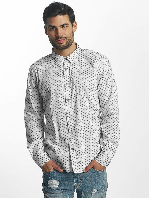 Paris Premium Hemd on point weiß