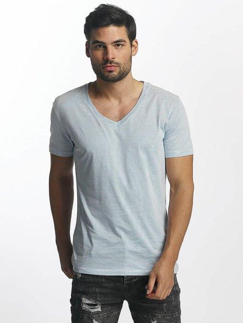Paris Premium T-Shirt Paris Premium T-Shirt blau