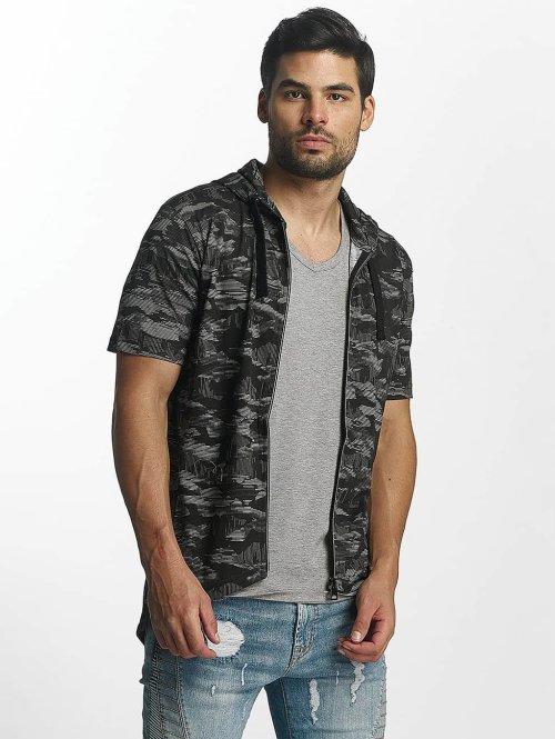 Paris Premium t-shirt Paris Premium T-Shirt grijs