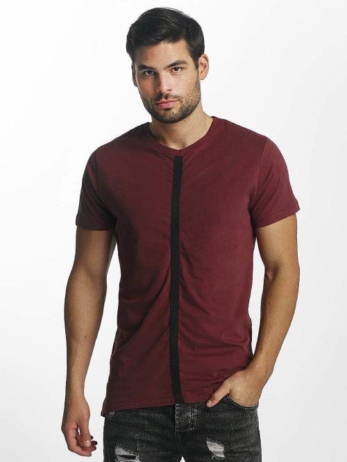 Paris Premium T-Shirt Bar rot