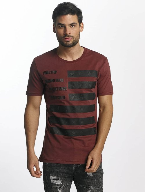 Paris Premium T-Shirt Star Streak rot