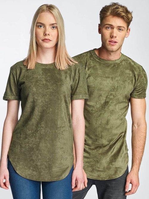 Paris Premium T-Shirt Pero vert