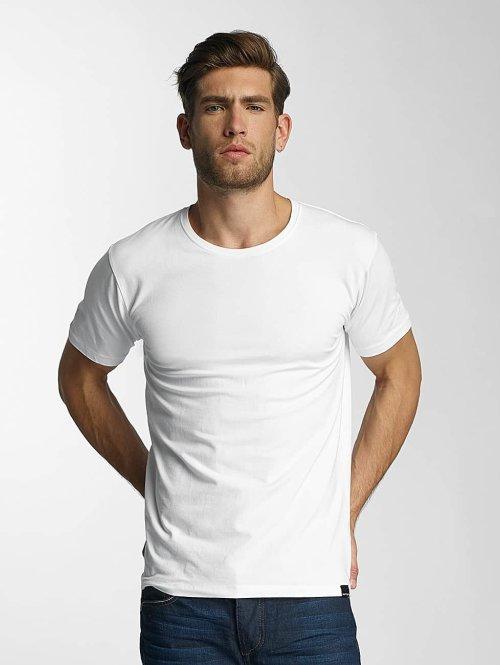 Paris Premium T-Shirt Farm House weiß