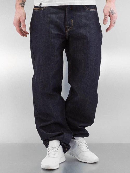 Pelle Pelle Baggy jeans Baxter indigo