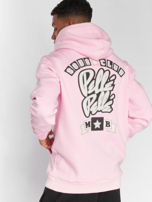 Pelle Pelle Felpa con cappuccio Soda Club rosa