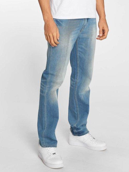 Pelle Pelle Loose Fit Jeans Baxter blau