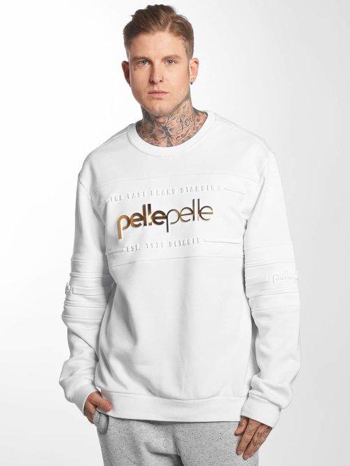 Pelle Pelle Pullover Recognize weiß