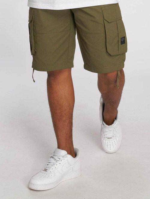 Pelle Pelle shorts Basic groen