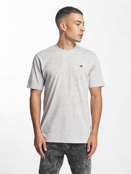Pelle Pelle T-Shirt Core Icon Plate grau