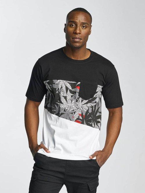Pelle Pelle T-Shirt Off Blanace schwarz