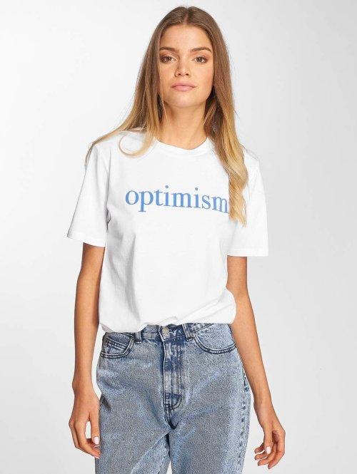 Pieces T-Shirt pcGytha weiß
