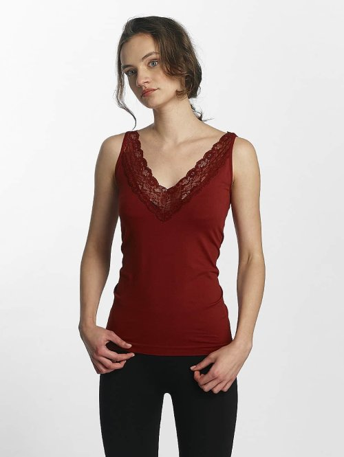 Pieces top pcLoa rood