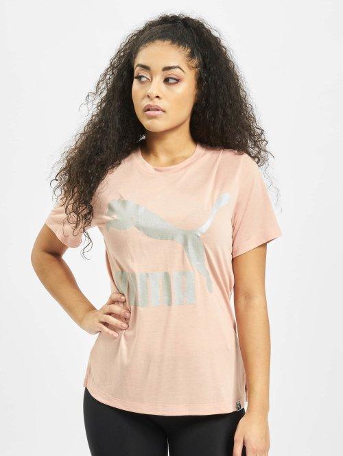 Puma T-Shirt  pink
