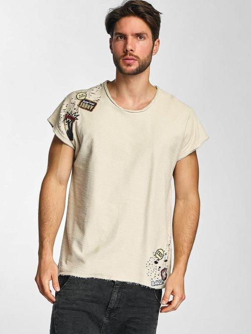 Red Bridge T-Shirt Bang!!! beige