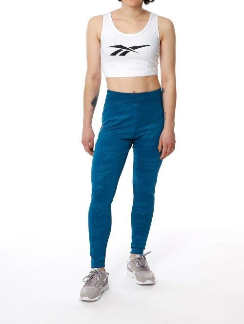 Reebok Jogginghose  blau