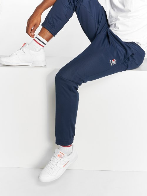 Reebok Pantalón deportivo AC F azul