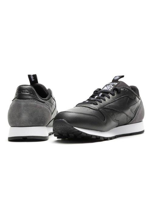 Reebok Sneaker Classic Leather IT schwarz