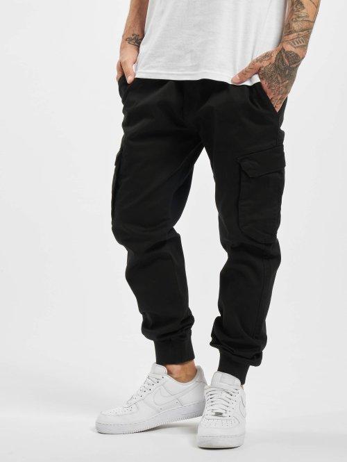 Reell Jeans Cargo Reflex Rib èierna