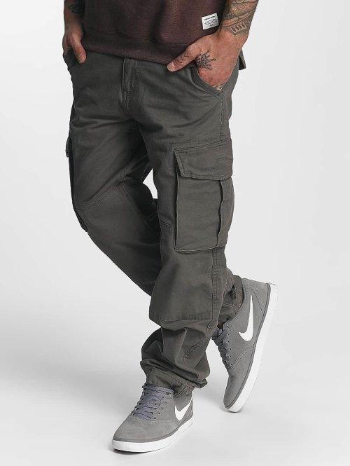 Reell Jeans Cargobroek Flex grijs