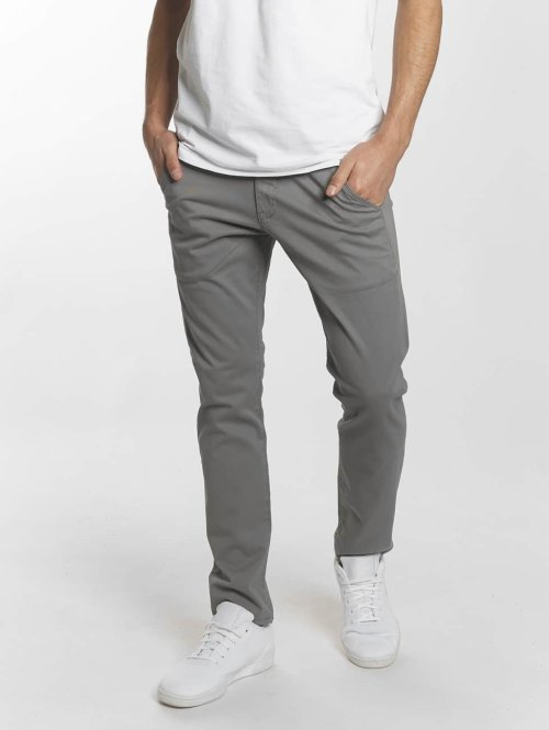 Reell Jeans Chinos Flex Tapered grå
