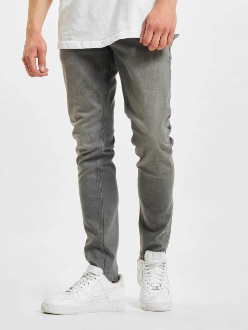 Reell Jeans Jeans slim fit Spider grigio