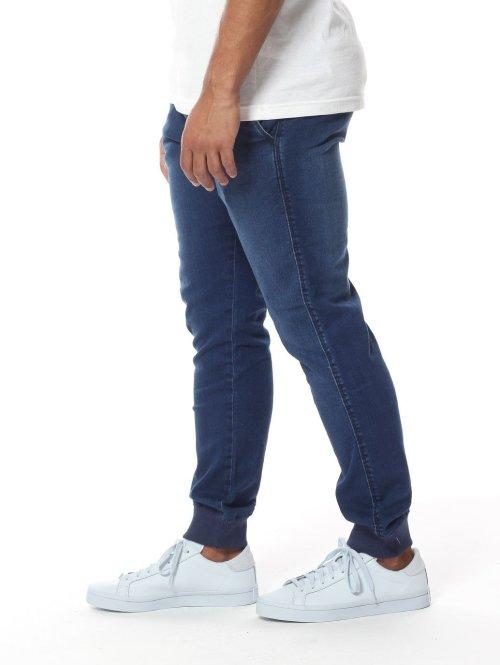 Reell Jeans Jogginghose  blau