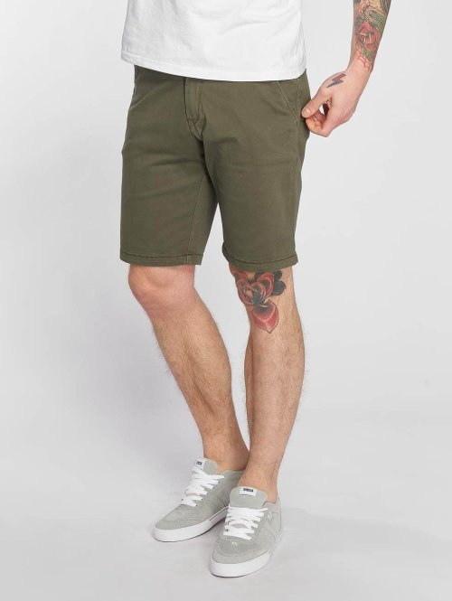 Reell Jeans Short Flex Grip Chino olive