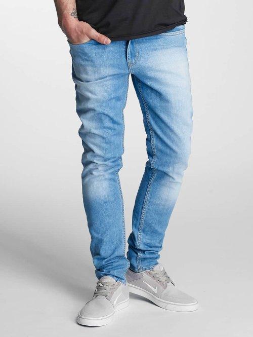 Reell Jeans Slim Fit -farkut Spider sininen
