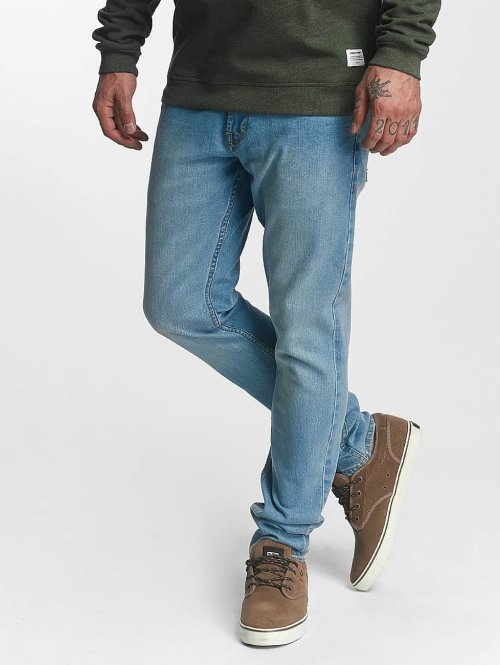 Reell Jeans Slim Fit Jeans 1102001010011 blauw