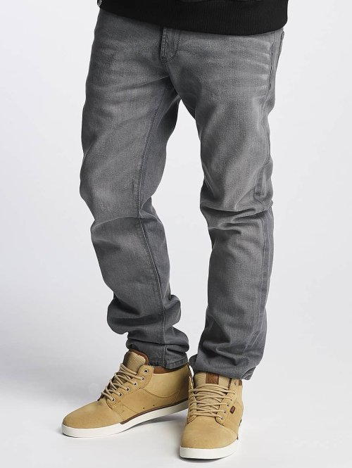 Reell Jeans Straight Fit Jeans Razor grå