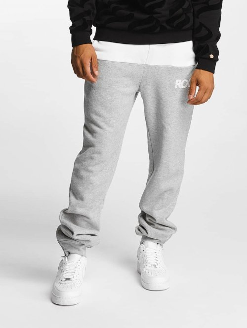 Rocawear Jogginghose Retro Sport Fleece grau