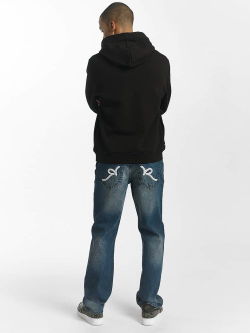 Rocawear Loose Fit Jeans Crime blau