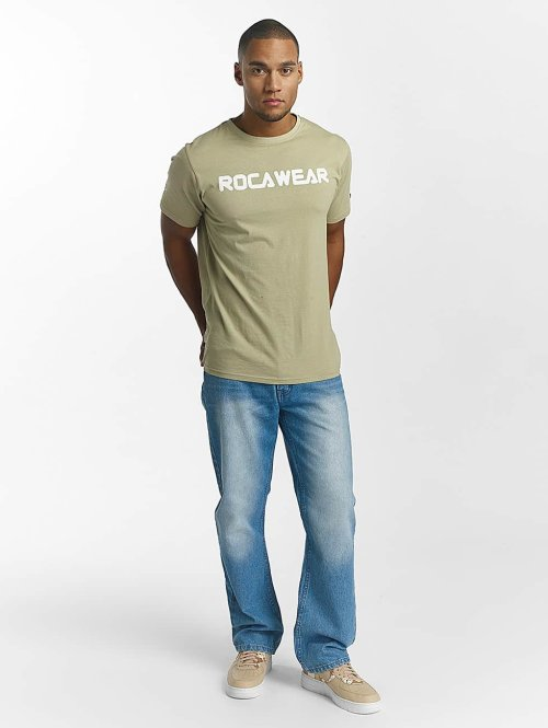 Rocawear Loose Fit Jeans Crime Loose Fit blau