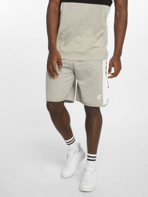 Rocawear Short  Double Logo Shorts Grey ...