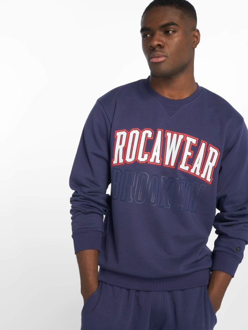 Rocawear Sweat & Pull  Brooklyn Crewneck Navy...