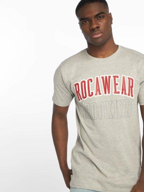 Rocawear T-Shirt  Brooklyn T-Shirt Grey Me...