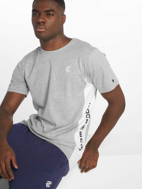 Rocawear T-Shirt  Double Logo T-Shirt Grey...