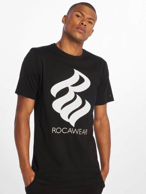 Rocawear T-skjorter  Logo T-Shirt Black...