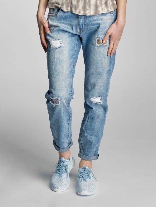 Rock Angel Loose Fit Jeans Charlotta blau