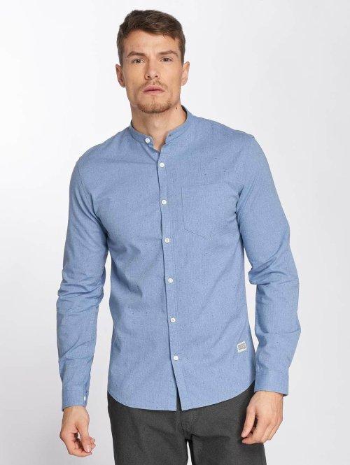 SHINE Original Hemd  Napoleon Shirt Blue...