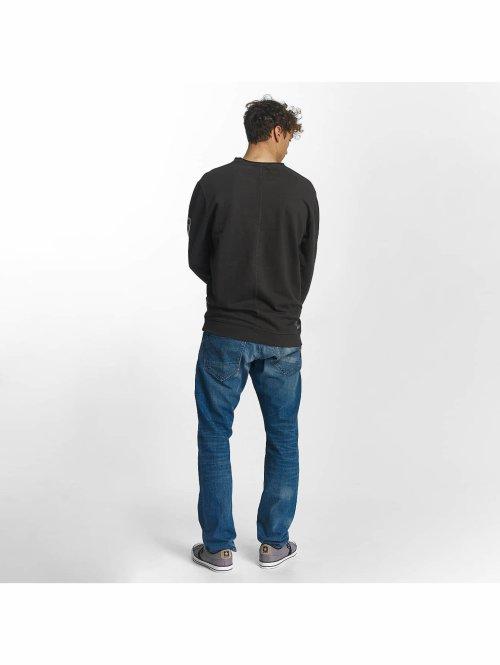 SHINE Original Pullover Jimmy Rugged schwarz