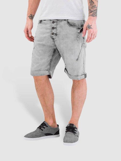 Sky Rebel shorts Elay grijs