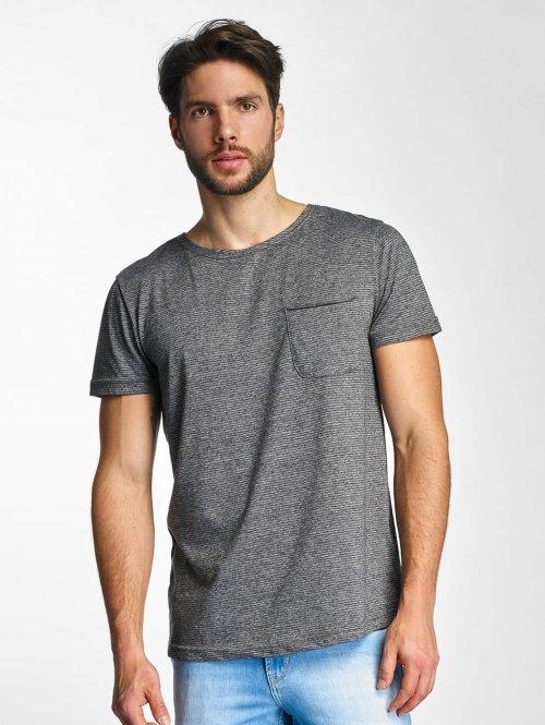 Sky Rebel T-Shirt Nevio grau