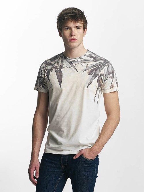 Solid T-Shirt Manny beige