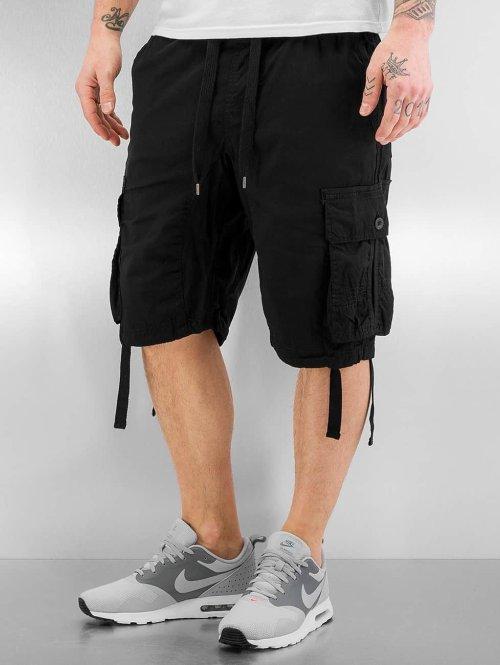 Southpole Pantalón cortos Broome negro