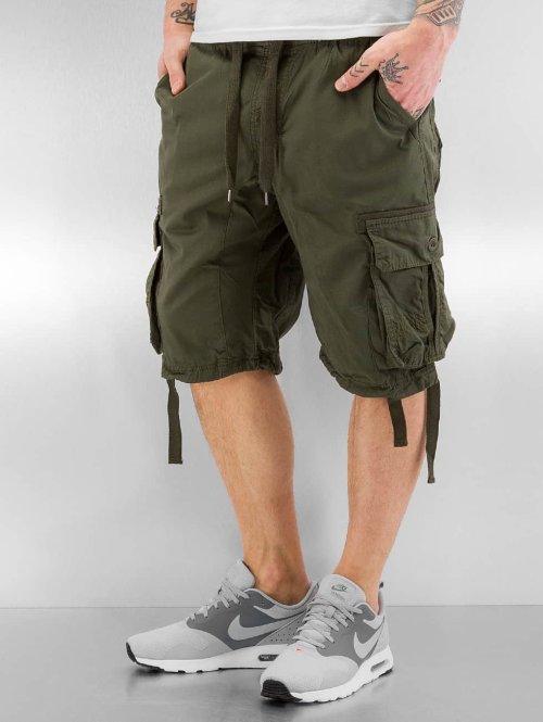 Southpole Pantalón cortos Broome oliva