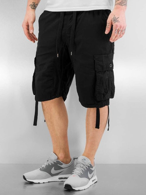 Southpole Shorts Broome schwarz