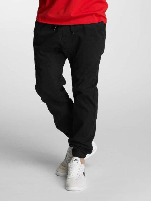 Southpole Spodnie wizytowe Munchkin czarny