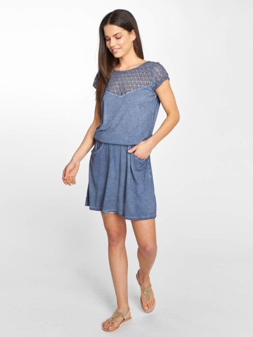 Stitch & Soul Kleid Denis indigo